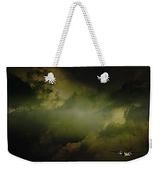 Into The Clouds Weekender Tote Bag by Paul Job