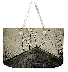 Into The Dark Past Weekender Tote Bag