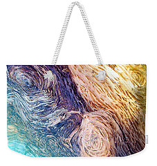 Into The Deep Weekender Tote Bag