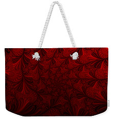Weekender Tote Bag featuring the digital art Into The Dream by Elizabeth McTaggart
