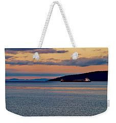 Into The Gitchigumi Night Weekender Tote Bag