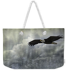 Into The Heavens Weekender Tote Bag