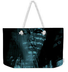Weekender Tote Bag featuring the photograph Into The Lull  by Jessica Shelton