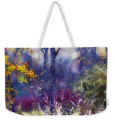 Into The Mist - A Dream State Weekender Tote Bag by Ellen Tully
