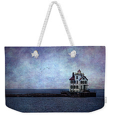 Into The Night Weekender Tote Bag by Dale Kincaid
