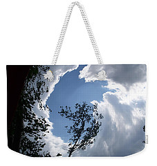 Into The Sky Weekender Tote Bag by Aimee L Maher Photography and Art Visit ALMGallerydotcom