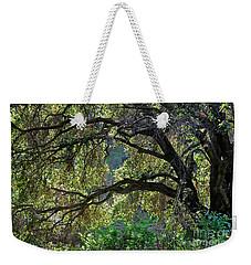 Into The Woods Weekender Tote Bag