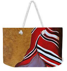 Introspection Weekender Tote Bag
