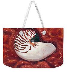 Introvert Weekender Tote Bag
