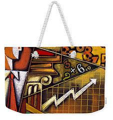 Investor Weekender Tote Bag