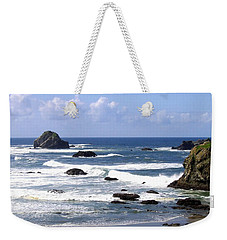 Invigorating Sea Air Weekender Tote Bag