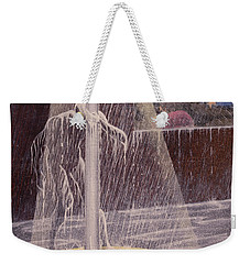Invisible Man Weekender Tote Bag by Jack Malloch