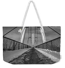 Ipfw Bridge Weekender Tote Bag