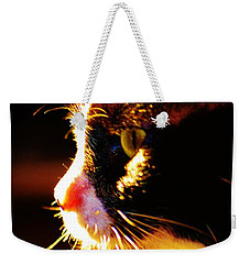 Irie Cat Weekender Tote Bag