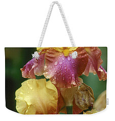 Iris 1 Weekender Tote Bag by Andy Shomock