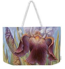 Iris 1 Weekender Tote Bag