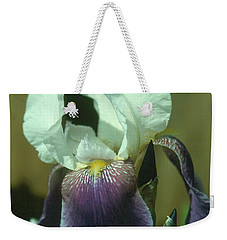 Iris 3 Weekender Tote Bag by Andy Shomock
