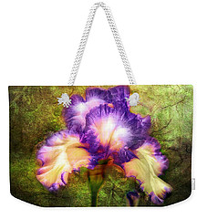 Iris Beauty Weekender Tote Bag by Lilia D
