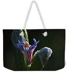 Iris Emerging  Weekender Tote Bag