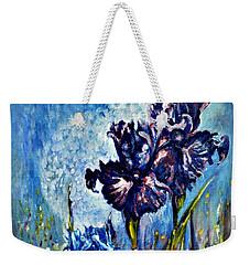 Iris Weekender Tote Bag by Harsh Malik