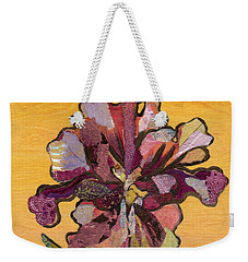Iris I Series II Weekender Tote Bag by Shadia Derbyshire