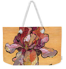 Iris II - Series II Weekender Tote Bag by Shadia Derbyshire