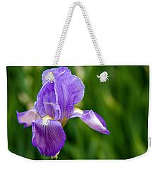Iris Weekender Tote Bag by Lana Trussell