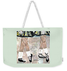 Irish Lasses Weekender Tote Bag