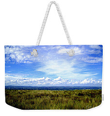 Irish Sky Weekender Tote Bag by Nina Ficur Feenan