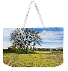 Weekender Tote Bag featuring the photograph Irish Springtime by Jane McIlroy