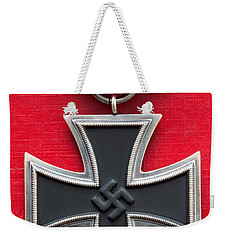 Iron Cross Medal Weekender Tote Bag