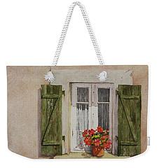Irvillac Window Weekender Tote Bag