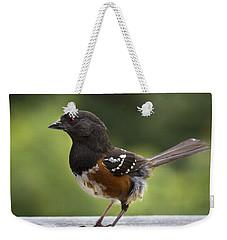 Is Cecil Around Weekender Tote Bag by Jean Noren