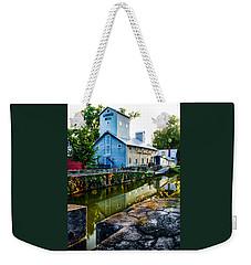 Isaac Ludwig Mill Weekender Tote Bag