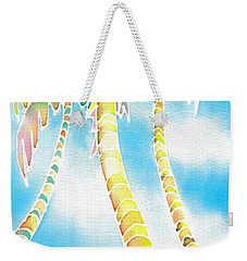 Island Breeze Weekender Tote Bag