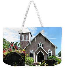 Island Church Weekender Tote Bag