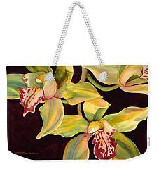 Island Evening Weekender Tote Bag