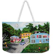 Island Hillside Living Weekender Tote Bag
