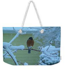 Isn't It Spring Yet? Weekender Tote Bag
