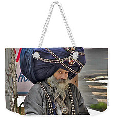 Its All In The Head - Rishikesh India Weekender Tote Bag
