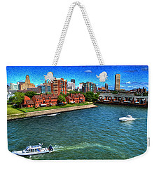 It Was A Perfect Day... Weekender Tote Bag