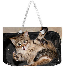 It Was This Big Weekender Tote Bag