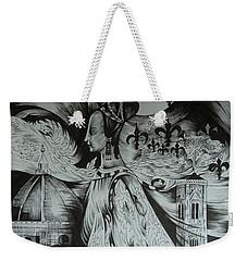 Italian Fantasies. Florence Weekender Tote Bag