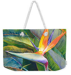 Its A Bird Weekender Tote Bag
