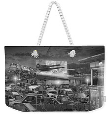 It's A Disposable World  Weekender Tote Bag