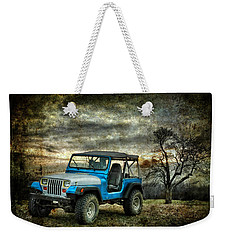 It's A Jeep Thing Weekender Tote Bag