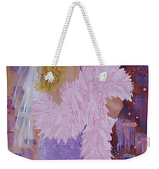 It's All About The Hat Weekender Tote Bag