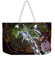 Its Christmas Time Again Weekender Tote Bag