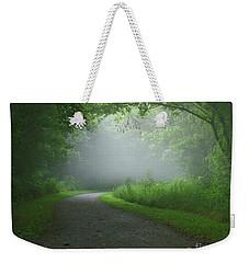 Mystery Walk Weekender Tote Bag