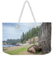 It's Over Weekender Tote Bag by Jola Martysz